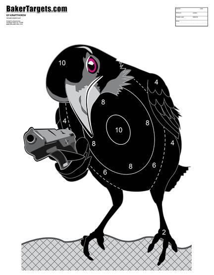 krafty krow target