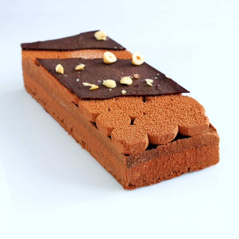 בוש דה נואל – שוקולד ואגוזים