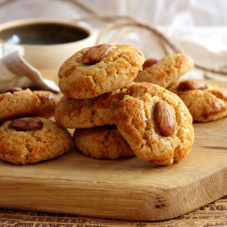 עוגיות תבלינים סיניות
