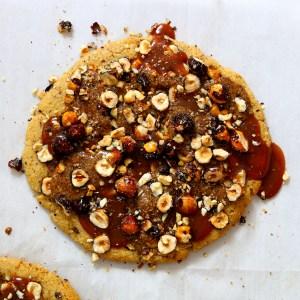 סופר עוגיות לוז וקרמל