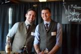 The gentlemen of Multnomah Whiskey Library
