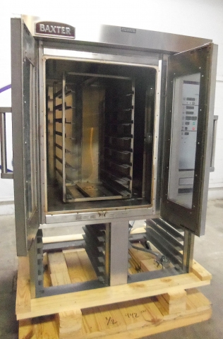 Baxter Electric Mini Rotating Rack Convection Oven With