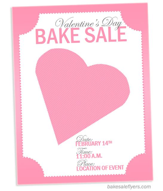 Bake Sale Flyers Free Flyer Designs