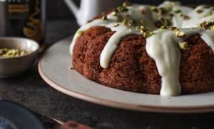 Ginger and Orange Bundt Cake.