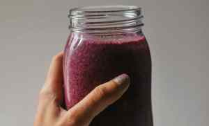 Blueberry – BluCha Smoothie