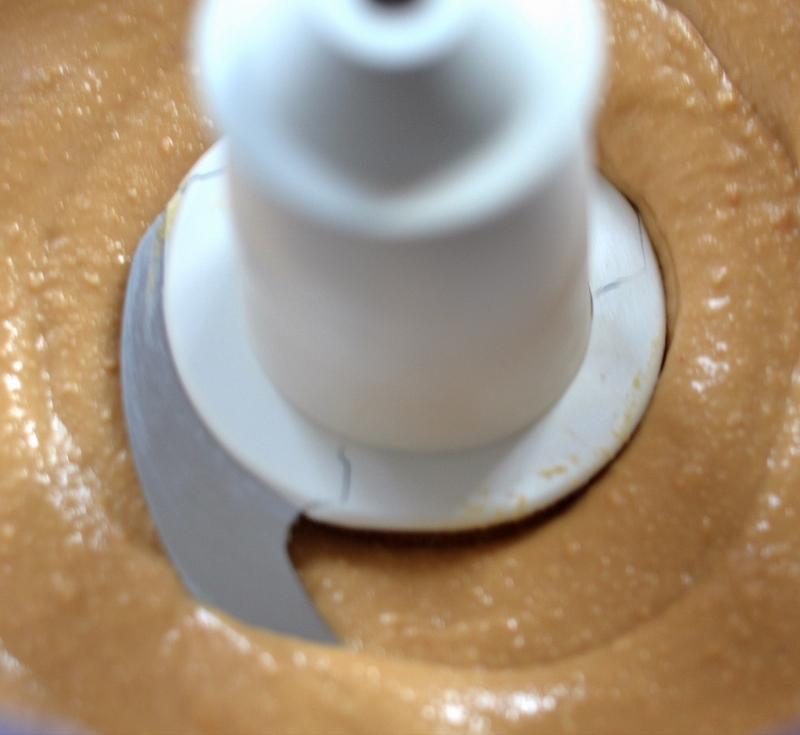 Homemade Chocolate Peanut Butter Spread