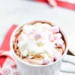 Homemade Deluxe Hot Chocolate