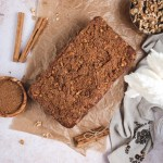 Cinnamon Streusel Coffee Loaf Cake