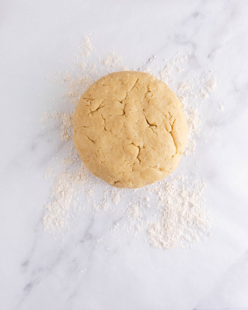 Scone Dough
