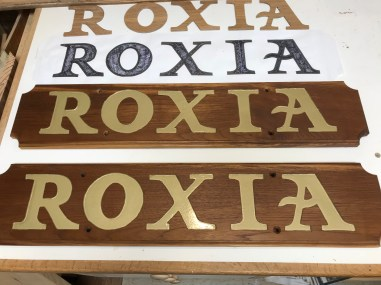 Roxia Sign Boards