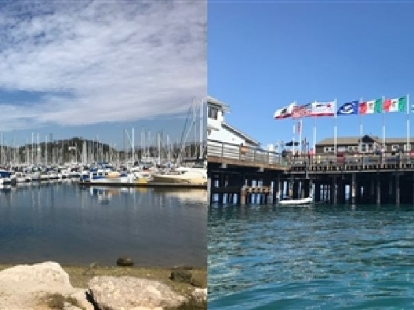 Santa Barbara is a great marina if you can get in
