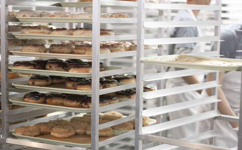 Donuts on Rack | BakeSmart