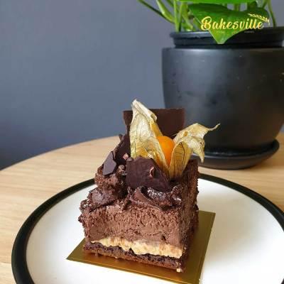 Chocolate Hazelnut Dessert