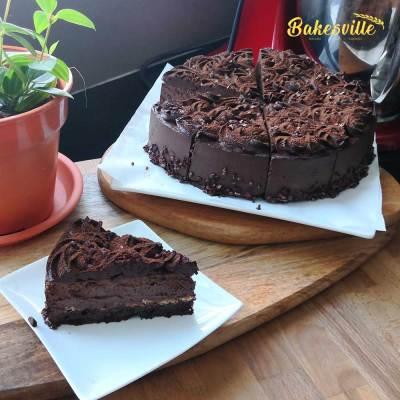 Chocolate Hazelnut Cake