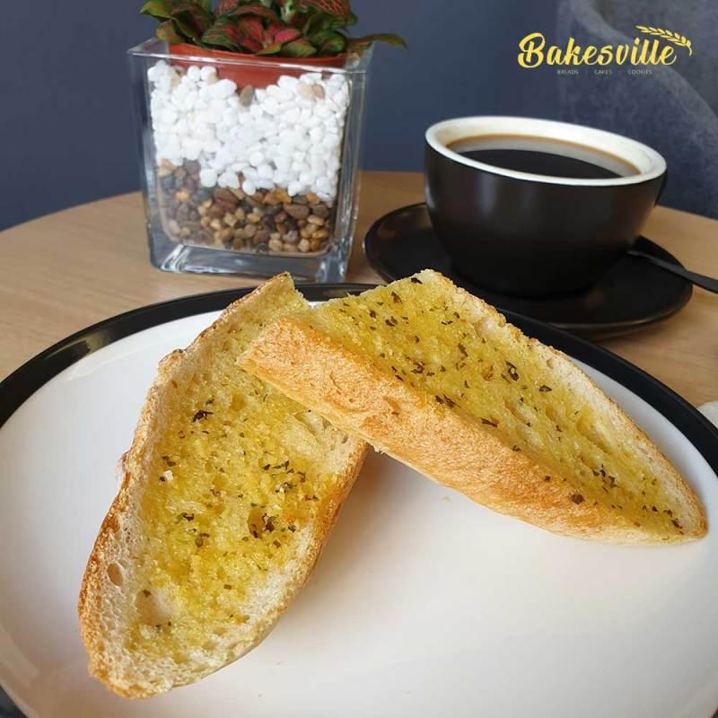 French Toast Garlic Bread