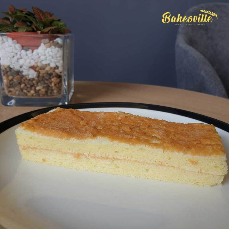 Parmesan Sponge Cake