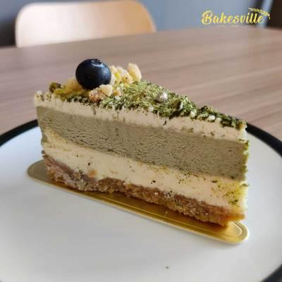 Matcha Cheese Cake