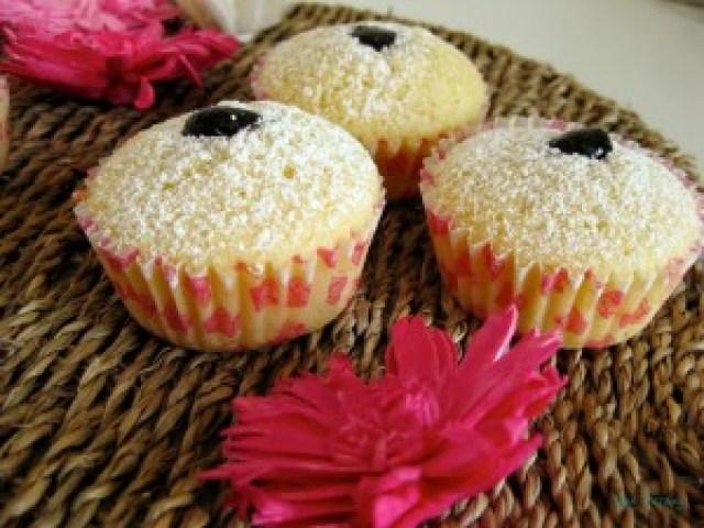 Cupcakes al cocco