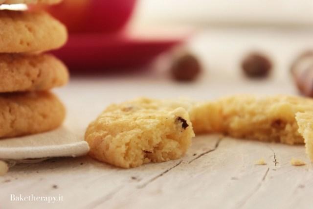 Biscotti alle nocciole senza burro