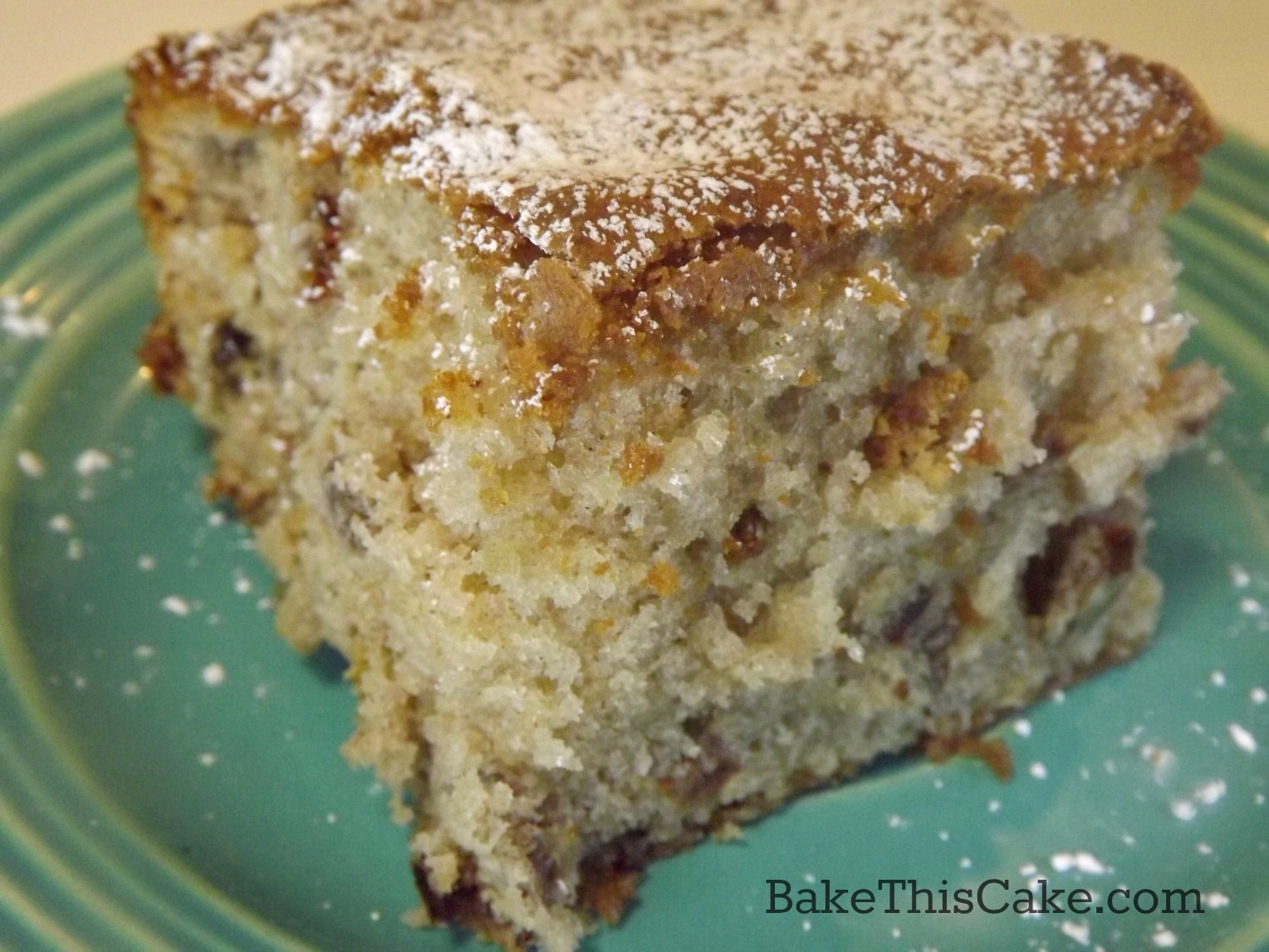 Nutty Boozy Election Cake Without Yeast is a Warm Group Hug