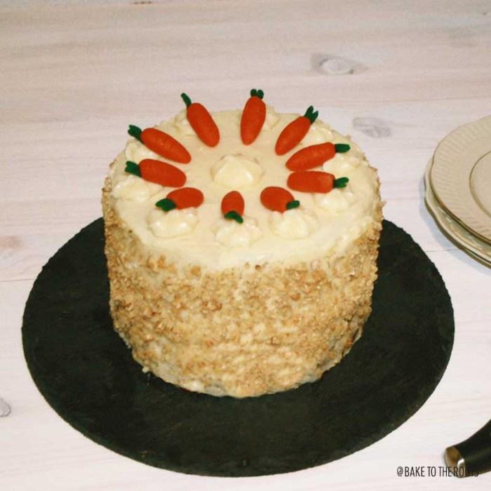 Carrotcake Cheesecake Cake   Bake to the roots