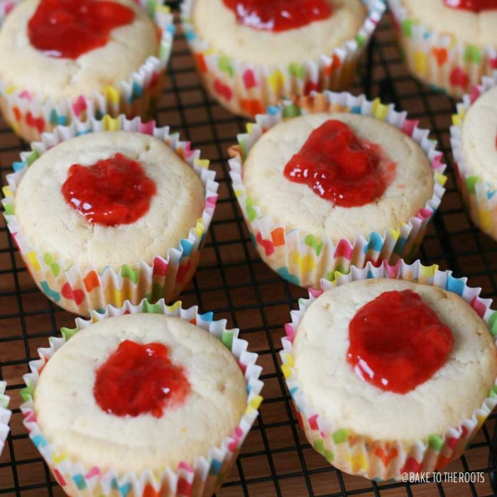Strawberry Shortcake Cupcakes | Bake to the roots