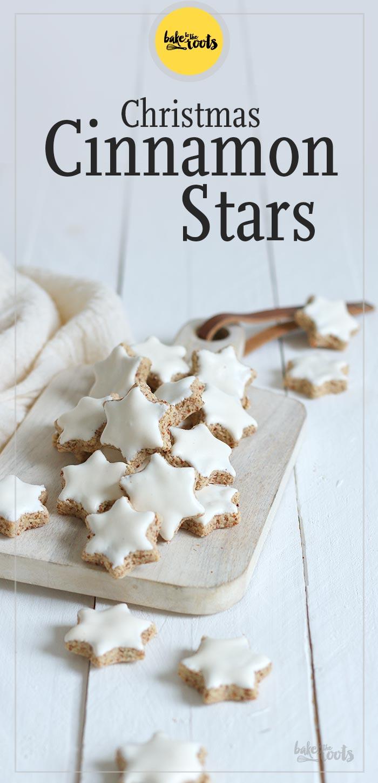 Christmas Cinnamon Stars | Bake to the roots