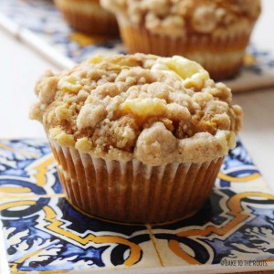 Kurbis Kasekuchen Muffins Bake To The Roots