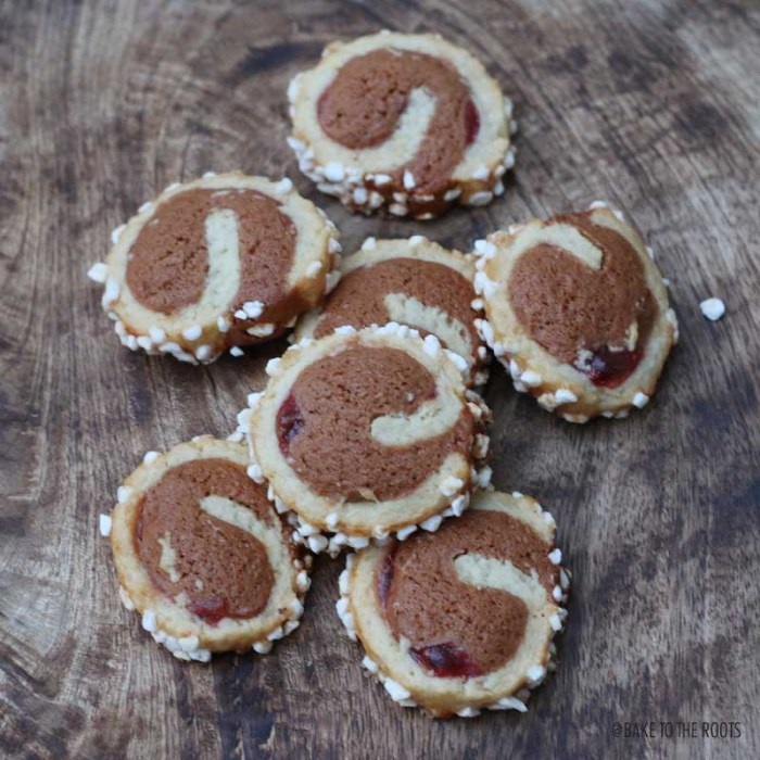 Gingerbread Swirls | Bake to the roots
