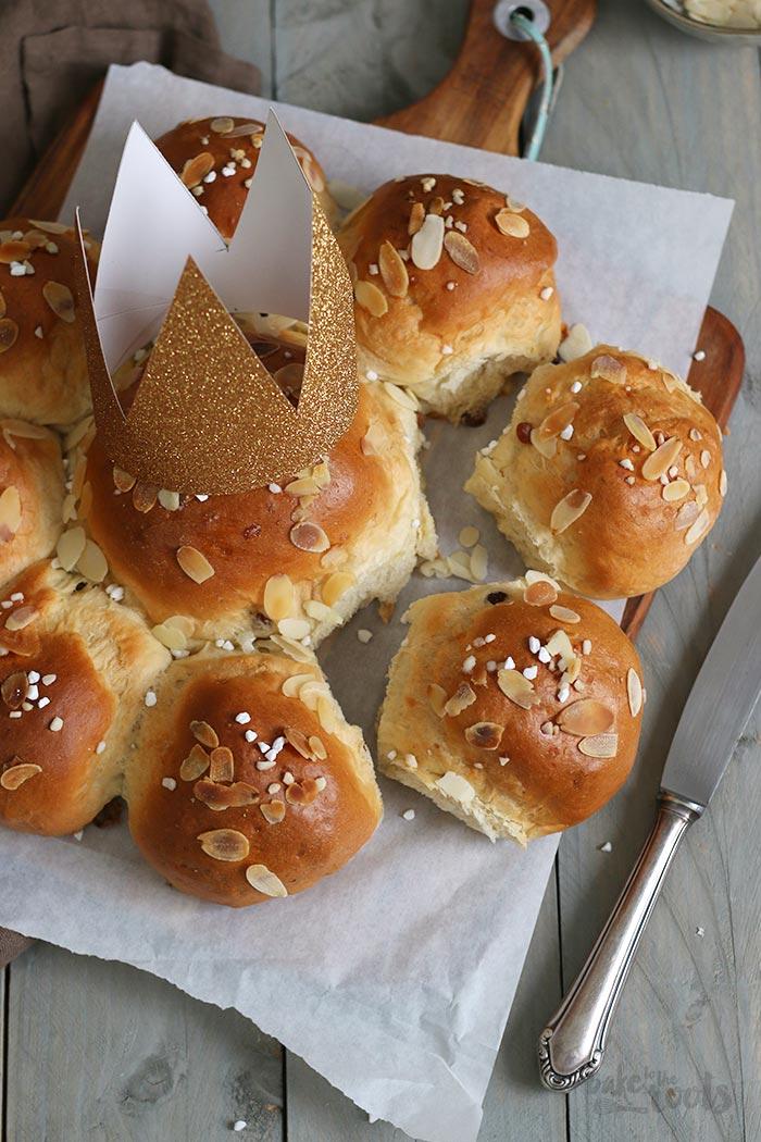 Dreikönigskuchen aka. King's Cake | Bake to the roots