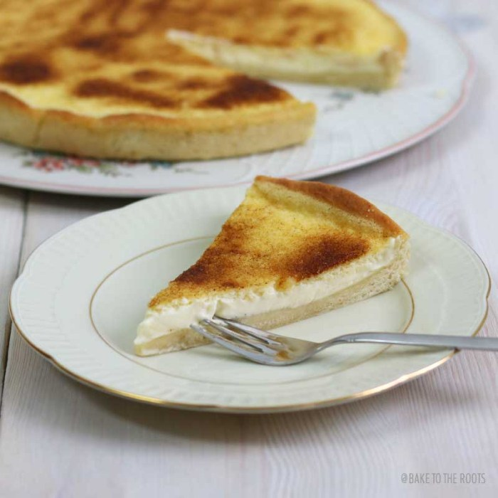 Rahmkuchen | Bake to the roots