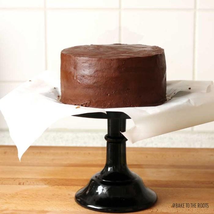 Kleine Eierlikör Torte   Bake to the roots