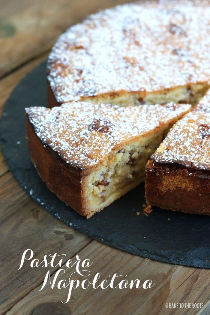 Pastiera Napoletana   Bake to the roots