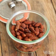 Smoked Almonds | Bake to the roots