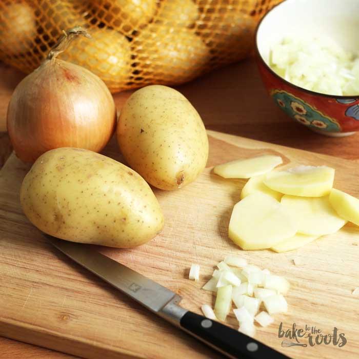 Tortilla de Patatas   Bake to the roots