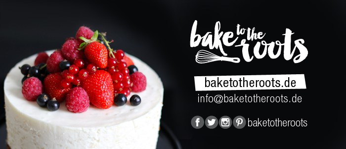 Blog Relaunch | Bake to the roots