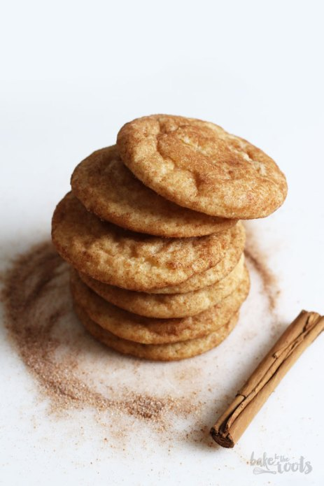 Snickerdoodle Cookies | Bake to the roots