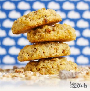Müsli Cookies | Bake to the roots