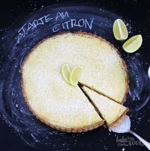Tarte au Citron | Bake to the roots