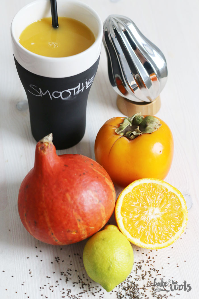Bad Weather Smoothie | Bake to the roots