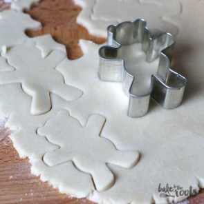 Bear Cookies | Bake to the roots