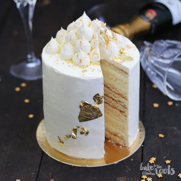 Wedding Cake | Bake to the roots