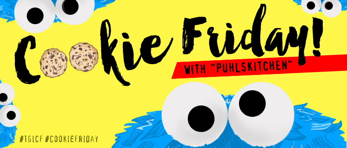 "Cookie Friday with ""Puhlskitchen"""