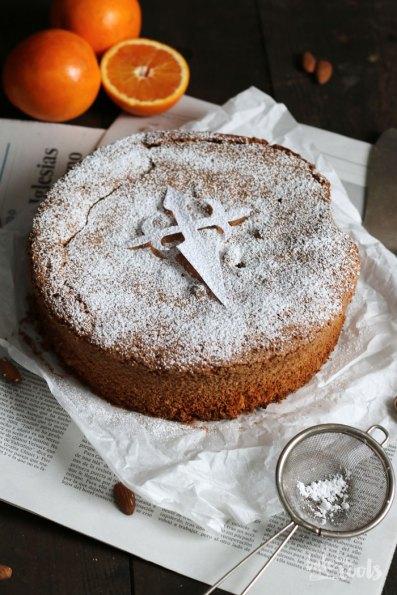 Tarta de Santiago   Bake to the roots