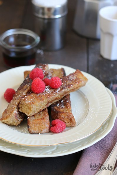 French Toast Sticks   Bake to the roots