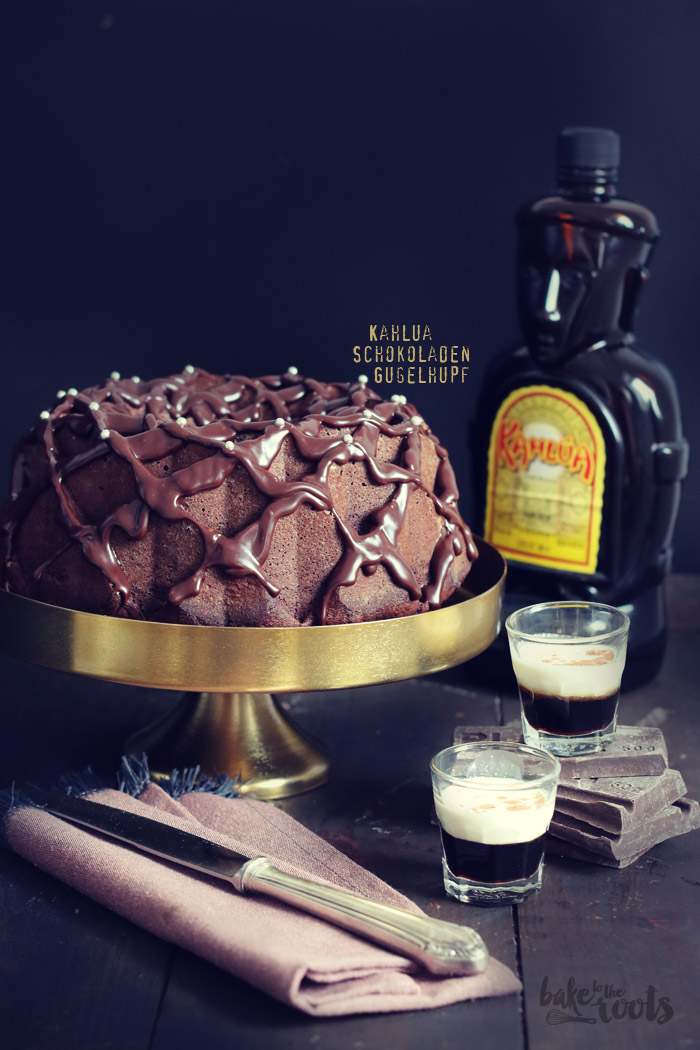 Kahlua Chocolate Bundt Cake   Bake to the roots