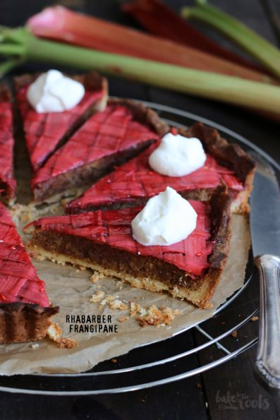 Rhabarber Frangipane | Bake to the roots