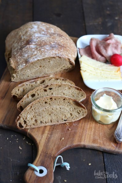 Danish Spelt Bread | Bake to the roots