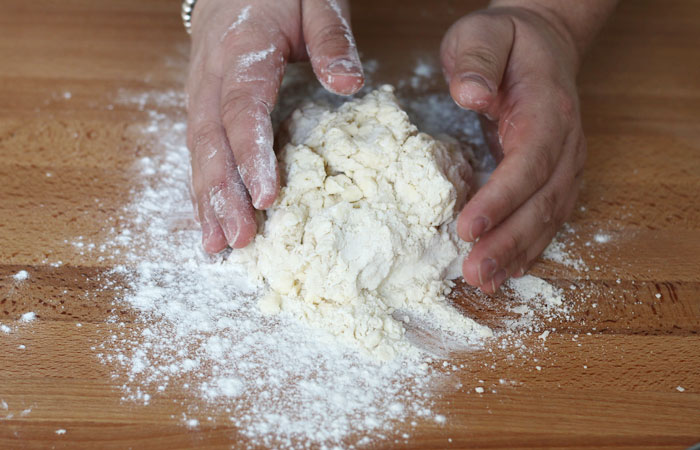 15-Minute-Puff-Pastry aka. Rough Puff Pastry | Bake to the roots