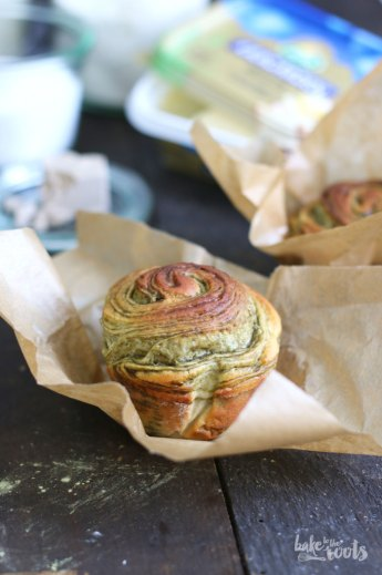 Matcha Brioche | Bake to the roots
